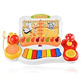 Best Piano For Toddlers - Arshiner Early Childhood Music Toys, Little Princess E-mini Review