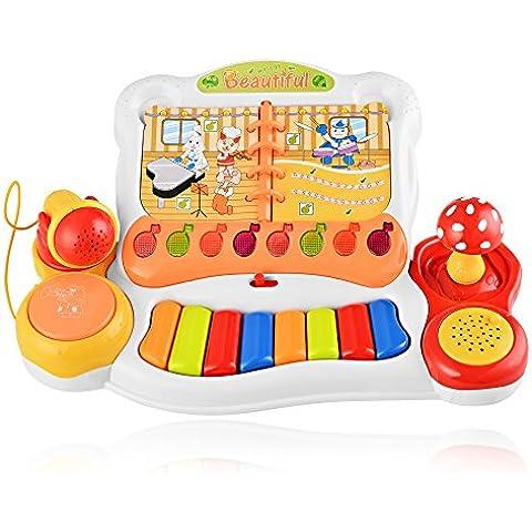Arshiner Prima infanzia musica Giocattoli, piccola principessa