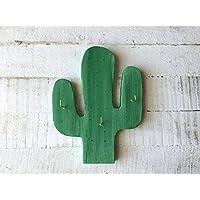Cactus coak rack. 30 cm wide x 20 cm wooden
