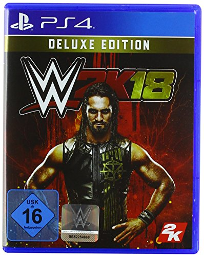 WWE 2K18 - Deluxe Edition - PlayStation 4 [Edizione: Germania]