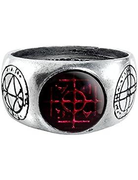Alchemy Gothic Agla Ring
