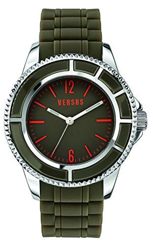 Versus SGM10 0014-Montre à quartz pour homme Bracelet vert 0