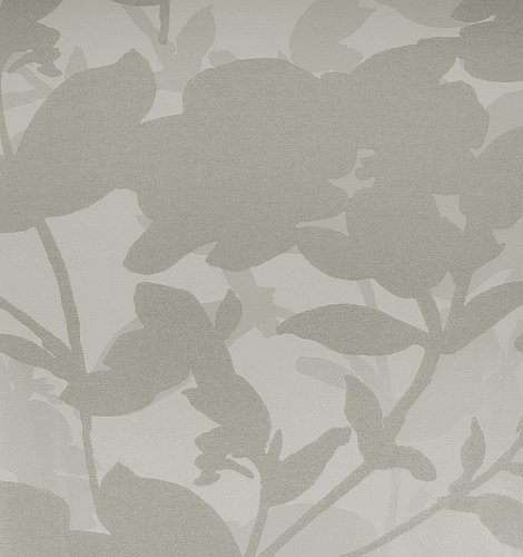 HOOKED ON WALLS–PAPEL PINTADO FLORAL BEIGE