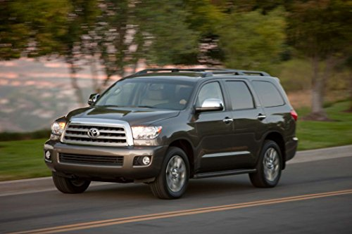 toyota-sequoia-customized-36x24-inch-silk-print-poster-affiche-de-la-soie-wallpaper-great-gift