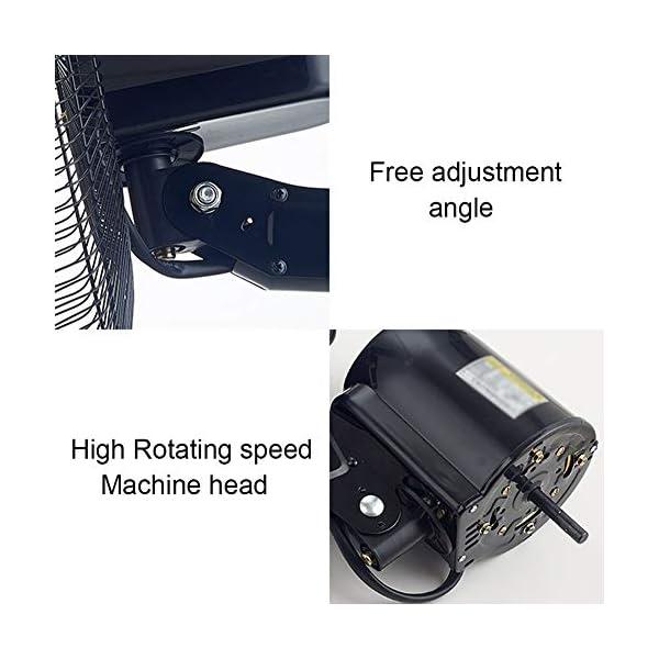 Ventilador-de-paredmecnico-de-20-Pulgadas-sacudir-la-Cabezaoscilante-Negro-Ventilador-electrico-Adecuado-para-la-Oficina
