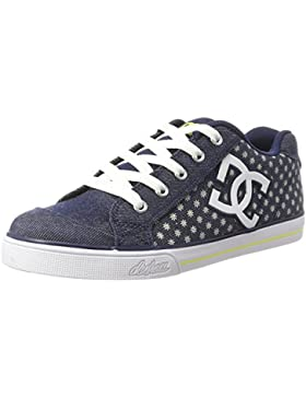 DC Shoes Chelsea TX SP, Zapatillas para Niñas