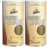 Inko Active Protein Shake Laktosefrei 2 x 450g Dose2er Pack Vanille