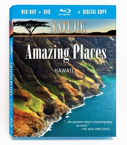 Nature: Amazing Places: Hawaii (2pc) (W/Dvd) [Blu-ray] by F. Murray Abraham