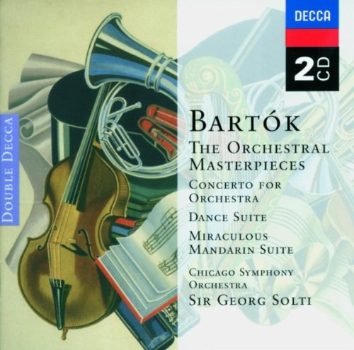 Bartók: The Orchestral Masterp...