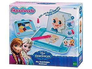 AQUA BEADS - Kit de Creatividad con Perlas de Agua, Tema Frozen (EPOCH 79748)