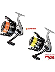 Trabucco Kit 2carretes Pesca Dayton 8000+ 6500Surf