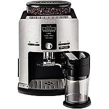 Krups Lattespress QF Die Cast EA82FD - Cafetera Super Automáticas de 15 Bares de Presión,