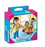 PLAYMOBIL® 4744 - Baby auf Schaukelpferd mit Mama