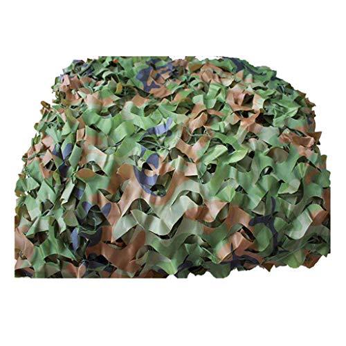 LVJING Lona Impermeable Resistente Redes Camuflaje