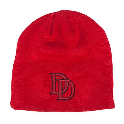 Marvel Daredevil Logo Knit Beanie