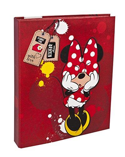 Undercover MINP0310 - Minnie Mouse Ringbuch, A4 Preisvergleich