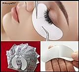 10Lint Under Eye patch per Pro Salon e/Individual Eyelash extensions/semi Permanent Eyelash extensions/Fake Eyelashes/Eyelash extension/false Eyelash extensions/Lash extensions/false Eyelashes