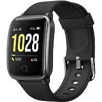 Willful Smartwatch,Smartwatch für Damen Herren,Wasserdicht IP68 Fitnessuhr Fitness Tracker mit Pulsuhr,Schrittzähler…