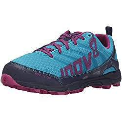 Inov-8 Women s Roclite 280 Trail Running Shoe Teal/Navy/Purple 9.5 B(M) US
