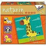 Diset - 69957 - Puzzle - Naturin Jungle