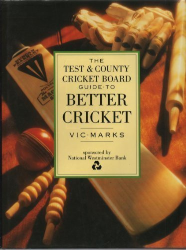 Tccb Book Of Cricket por Vic Marks