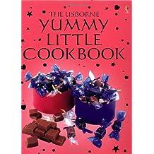 The Usborne Yummy Little Cookbook (Miniature Editions)