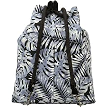 Mi-Pac Premium Kit Bag  Bolsa de Cuerdas para El Gimnasio, 37 cm,  Litros, Tropical  Grey