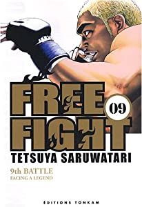 Free Fight Edition simple Tome 9