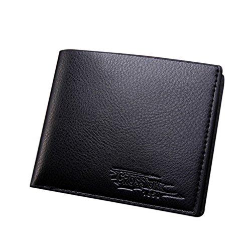 osmanthusFrag Männer Business Bifold Short Wallet Kartenhalter Clutch -