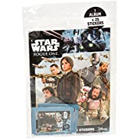 Topps – SW36 – Star Wars Rogue One – Álbum + Pegatinas