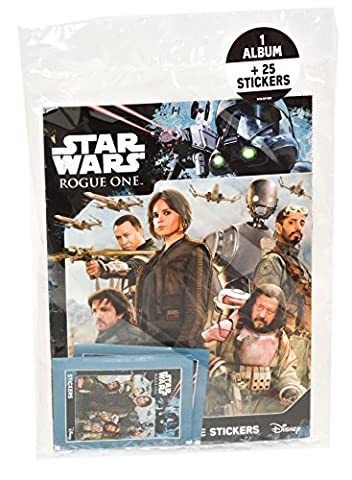 Topps - SW36 - Star Wars Rogue One - Album