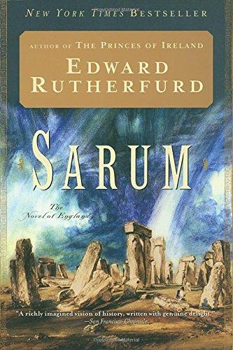 Sarum: The Novel of England por Edward Rutherfurd