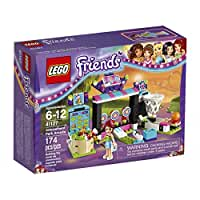 LEGO Friends 41126 Amusement Park Arcade Building Kit (174 Piece) by LEGO