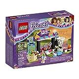 LEGO Friends 41126 Amusement Park Arcade Building Kit (174 Piece) by LEGO