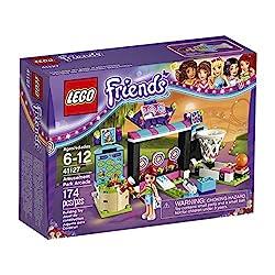 Lego Friends 41127 Amusement Park Arcade Building Kit (174 Piece) By Lego