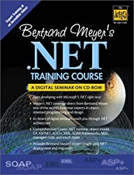 Bertrand Meyer's .NET Training Course by Bertrand Meyer (2001-06-13)