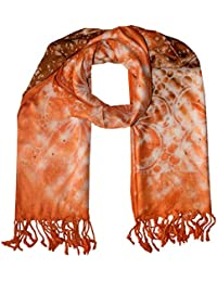 587e6d7a7 PSS Premium Quality Handcrafted Design Multicolor - All Season stoles and  scarf for women and girls