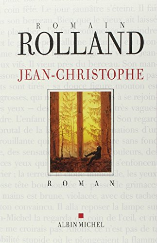 Book's Cover of JeanChristophe