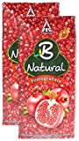 #2: Big Bazaar Combo - B Natural Juice Pomegranate, 1L (Buy 1 Get 1, 2 Pieces) Promo Pack