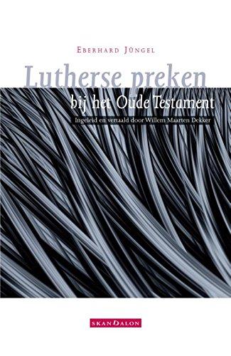 Lutherse preken bij het Oude Testament