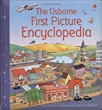 First Picture Encyclopedia (Usborne First Picture Books) by Minna Lacey (2008-07-25)