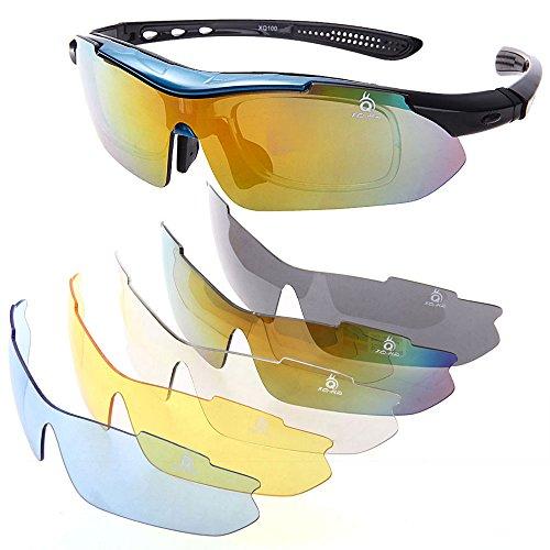 xq-xq-occhiali-da-sole-sportivi-lenti-polarizzate-antinebbia-protezione-uv-con-5-lenti-intercambiabi