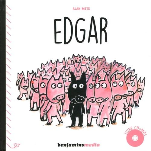 Edgar (1CD audio MP3)