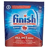 Finish All-in-1 Max Geschirrspültabs, 13 Tabs, 242 g regulär