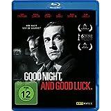 Good Night, and Good Luck. [Blu-ray]