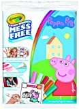 Crayola Color Wonder - Cuaderno para Colorear de Peppa Pig