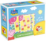 Lisciani Giochi Peppa Pig Carte Giganti In Display