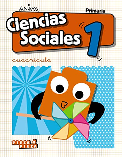 Ciencias Sociales 1 Cuadrícula (Pieza a Pieza)