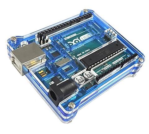 Corkea Arduino Uno R3 Case Boîtier