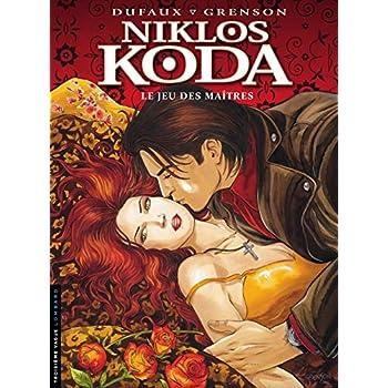 Niklos Koda - tome 8 - Le Jeu des maîtres